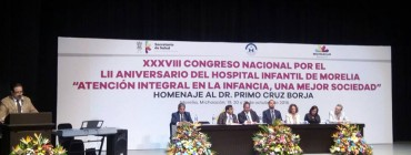 LII Aniversario del Hospital Infantil Eva Sámano de López Mateos3